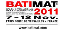 Salon Batimat 2011 - Paris