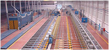 New Extrusion Line